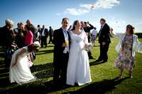 Wedding Tableaux, Cooden Beach Hotel