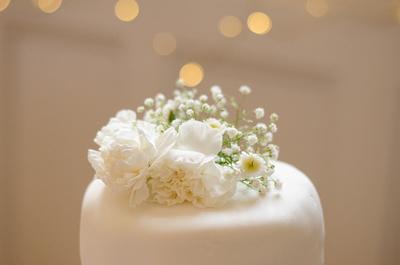 Detail of Wedding Cake, St Bride's Foundation, London