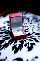 Wedding Ring - Lensbaby Image