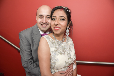 Just Married - Crawley Register Office