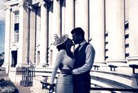A Dramatic Kiss in London